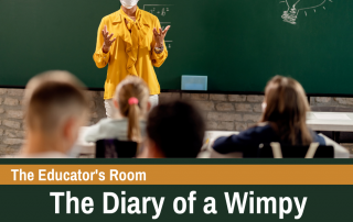Wimpy Teacher