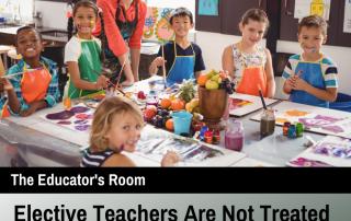 Elective Teachers
